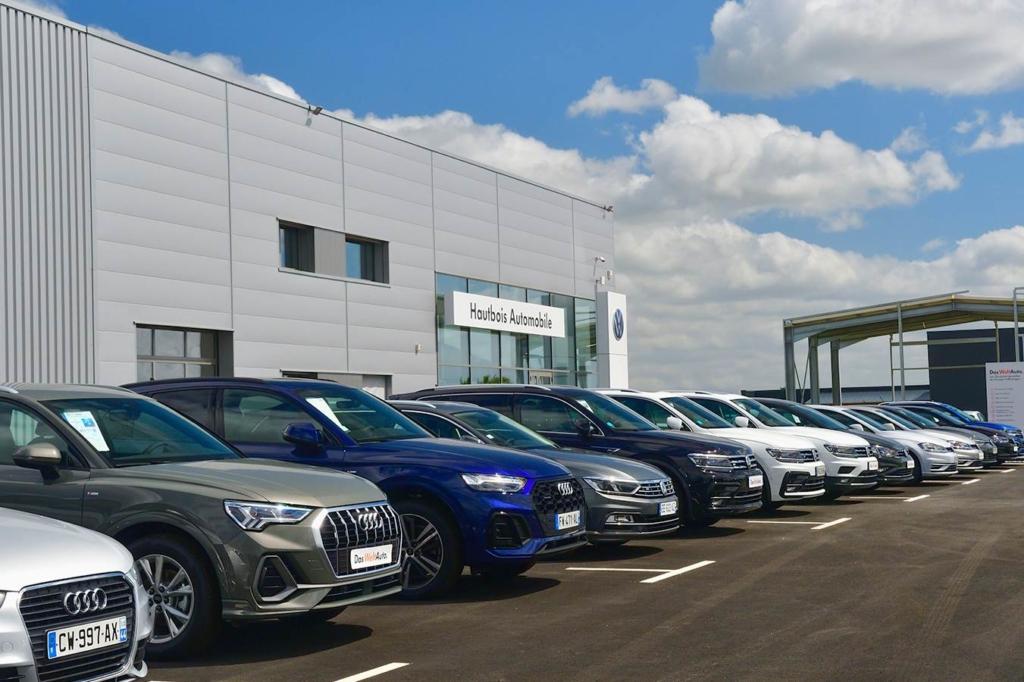 Hautbois Automobile agree volkswagen