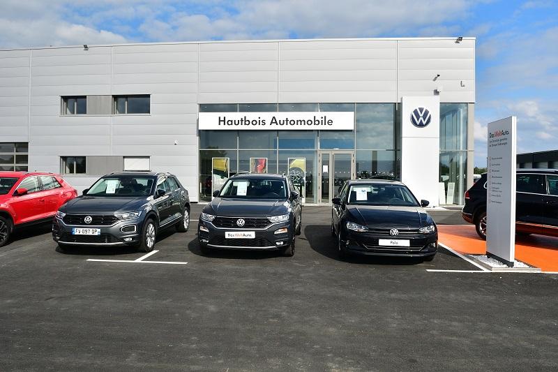 Agent distributeur Volkswagen - Tous nos véhicules Volkswagen neufs ou d'occasion au Landreau