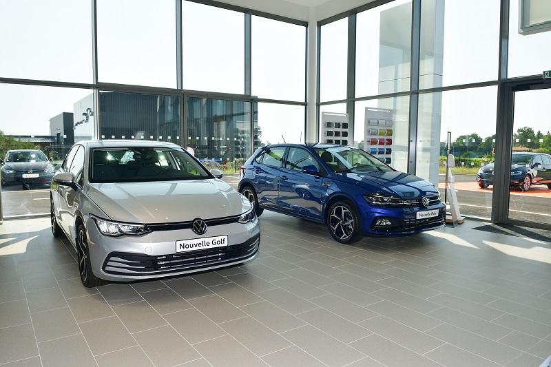 Agent distributeur Volkswagen - Votre garage Volkswagen au Landreau