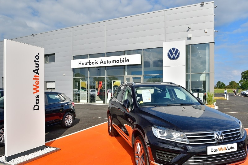Votre garage au Landreau - Agent distributeur Volkswagen